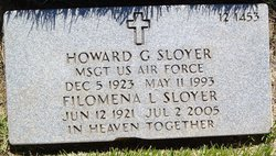 Howard Glenn Sloyer