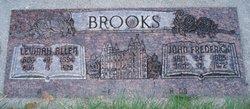 Levinah Elizabeth <I>Wilson</I> Brooks