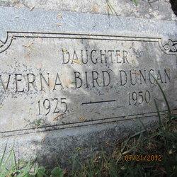 Verna Duncan