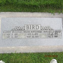 Walter Montgomery Bird