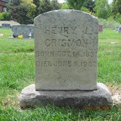 Henry James Crismon