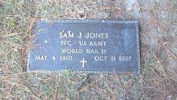 Sam J Jones