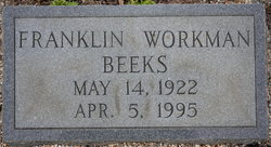 Franklin Workman Beeks