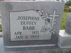 Josephine Babb