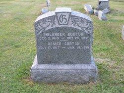 Philander Gorton