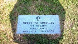 Gertrude Douglas