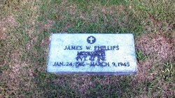PVT James W Phillips