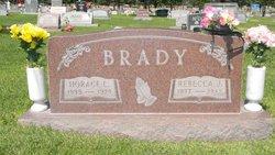 Rebecca Jane <I>Grose</I> Brady