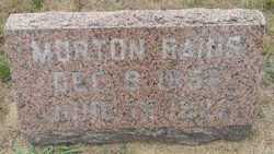 Morton Rains