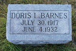 Doris Leone Barnes