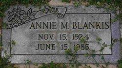 Annie M. Blankis
