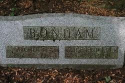 Archer M Bonham