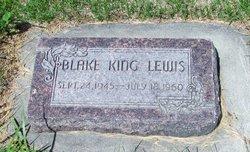 Blake King Lewis