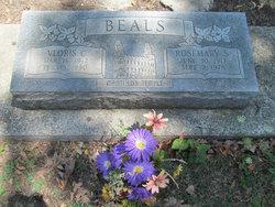 Rosemary S Beals
