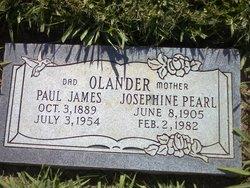 Josephine Pearl <I>Bias</I> Olander