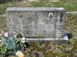 Jeanette Lee <I>Starnes</I> Ewing