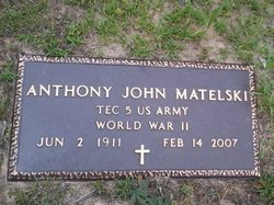 Anthony John Matelski