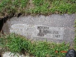 """Bertha Adeline """"Ada"""" <I>Siewert</I> Splittstoser"""