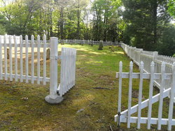 Reverend J F Roberts Cemetery