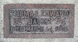 Thomas Edward Bates