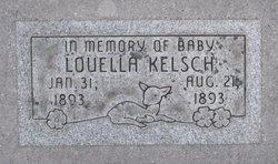 Louella Julia Kelsch