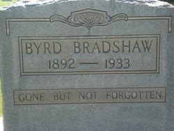 Byrd Bradshaw