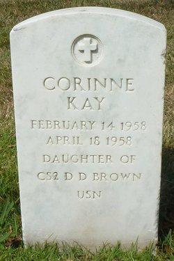 Corinne Kay Brown