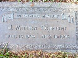 James Milton Osborne