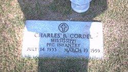 Charles R Cordel