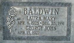 Laura Mary <I>McGill</I> Baldwin