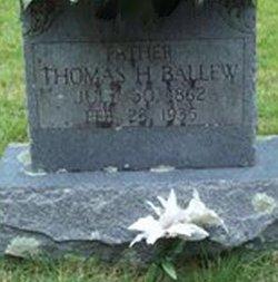 Thomas Harris Ballew