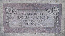 Myrtle Irene Butte