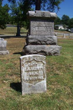 Capt Edward A. Elliott