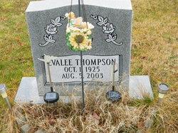 Evalee <I>Cobb</I> Thompson