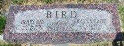 Arvilla Edith <I>Nowland</I> Bird