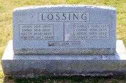 "John Addison ""Addie"" Lossing"