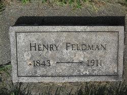 """Heinrich """"Henry"""" Feldman"""