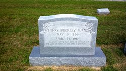 Henry Buckley Burns