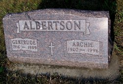"""Archibald Russell """"Archie"""" Albertson"""