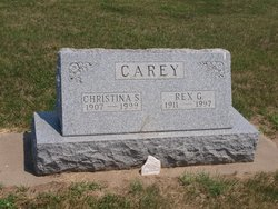 Rex Glenmore Carey