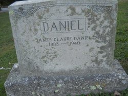 "James Claude ""Claude"" Daniel"