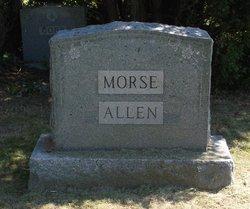 Evelyn <I>Morse</I> Allen