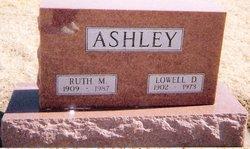 Ruth Marie <I>Jackson</I> Ashley