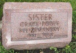 Grace <I>Zemansky</I> Poole