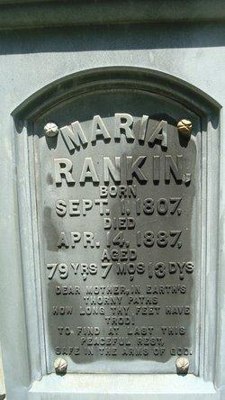 Maria Rankin