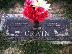 Carol K Crain