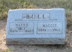 Maggie <I>Scott</I> Bull