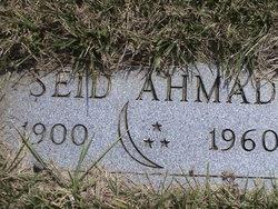 Seid Ahmad
