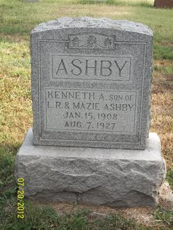 Kenneth A. Ashby