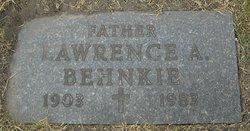 Lawrence Andrew Behnkie